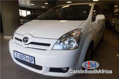 Picture of Toyota Verso 1.6 Manual 2008 in South Africa