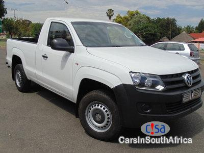 Picture of Volkswagen Amarok 2.0 Manual 2013