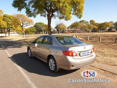 Picture of Toyota Corolla 1.8 Manual 2008 in Northern Cape