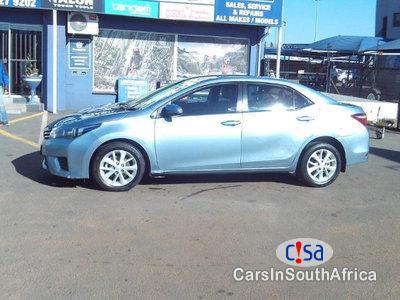Toyota Corolla 1.6 Manual 2014 in South Africa