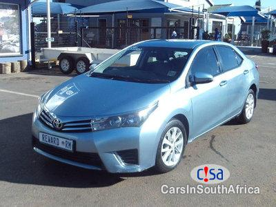 Picture of Toyota Corolla 1.6 Manual 2014 in Eastern Cape