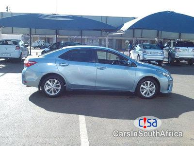 Picture of Toyota Corolla 1.6 Manual 2014 in South Africa