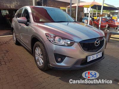 Pictures of Mazda CX-5 2.2 Automatic 2015