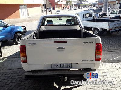 Toyota Hilux 3.0 Manual 2011