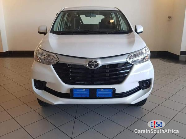 Picture of Toyota Avanza 1.5Vvti Manual 2017