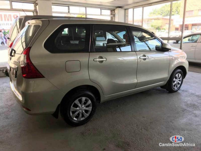 Toyota Avanza Manual 2017 in Mpumalanga