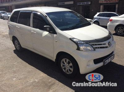 Pictures of Toyota Avanza 1.5 Manual 2011