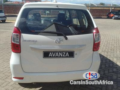 Toyota Avanza Manual 2015
