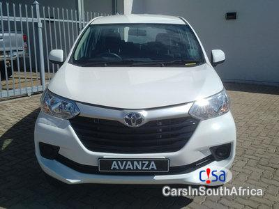 Toyota Avanza Manual 2015 in Free State