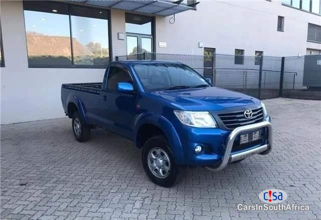 Toyota Hilux 2.5 Manual 2014 in Limpopo