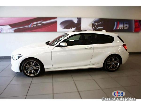 Pictures of BMW 1-Series Automatic 2012