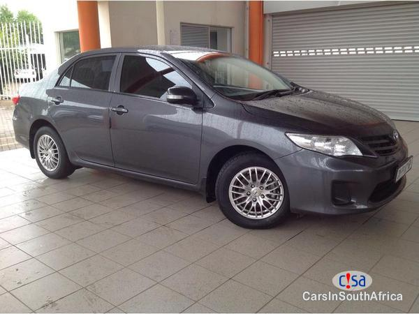 Picture of Toyota Corolla 1.6lt Manual 2013