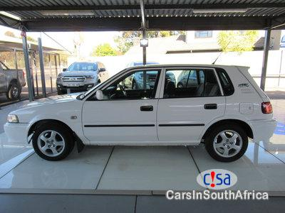 Pictures of Toyota Tazz 1.4 Manual 2005