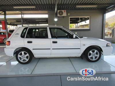 Toyota Tazz 1.4 Manual 2005 in South Africa