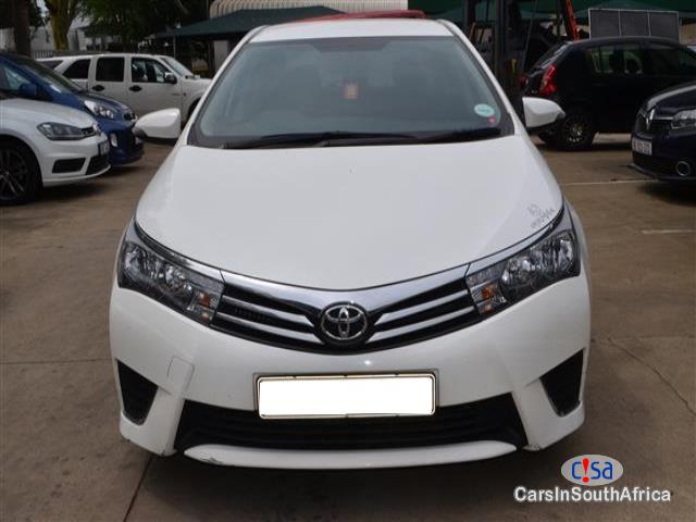 Picture of Toyota Corolla D4D Manual 2017