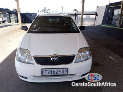 Picture of Toyota Corolla 1.80i Automatic 2002