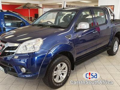 Picture of Foton Tunland 2.8 LSF Luxury 4X4 Bakkie Double Cab Manual 2016
