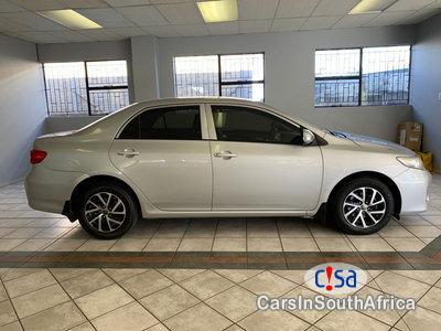 Toyota Corolla 1.6 Manual 2012