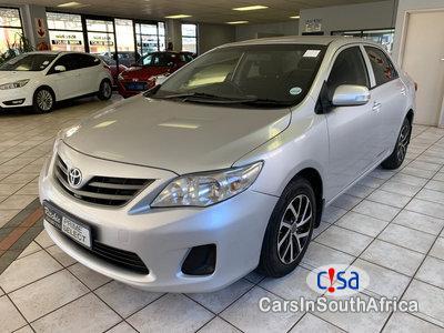 Toyota Corolla 1.6 Manual 2012 in Eastern Cape