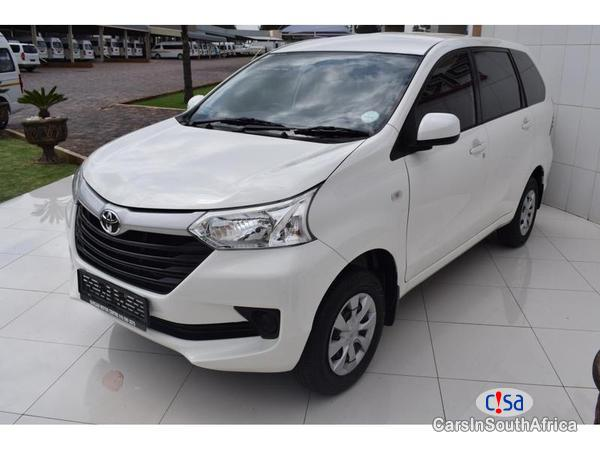 Picture of Toyota Avanza Eco Manual 2017