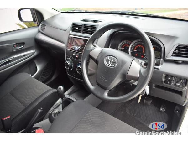 Toyota Avanza Eco Manual 2017 in South Africa