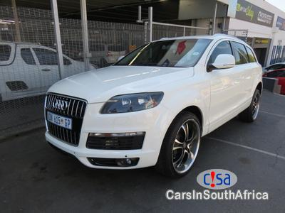 Pictures of Audi Q7 3.0 Automatic 2008