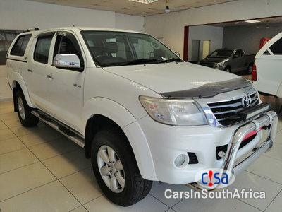 Picture of Toyota Hilux 2.0 Automatic 2012