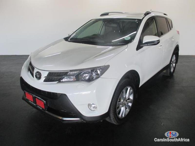 Picture of Toyota RAV-4 2.2 Lt Diesel Automatic 2015