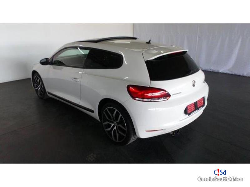 Volkswagen Scirocco 2.0 Lt Automatic 2012 in South Africa