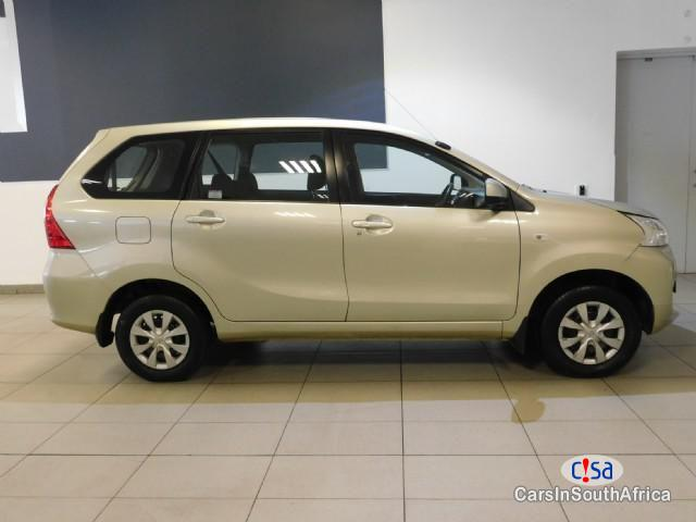 Picture of Toyota Avanza 1.5 Sx Manual 2016