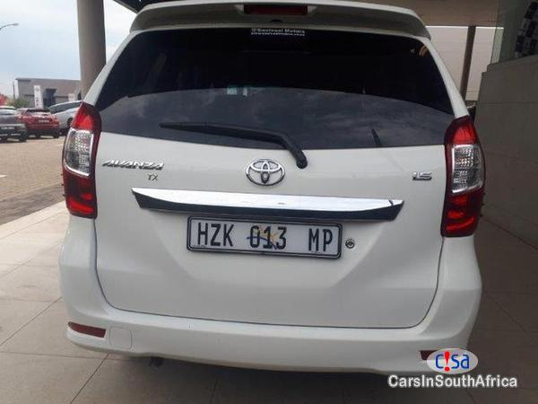 Picture of Toyota Avanza Manual 2016 in Limpopo