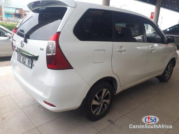 Toyota Avanza Manual 2016 in Limpopo - image