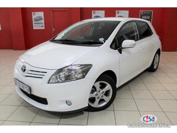 Picture of Toyota Auris Manual 2010