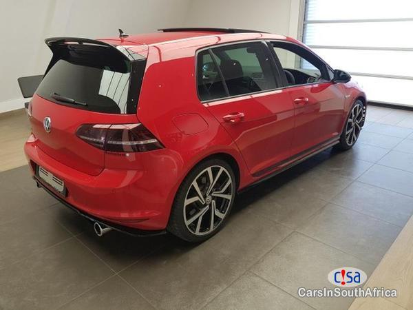 Picture of Volkswagen Golf 2.0 Automatic 2017 in Gauteng
