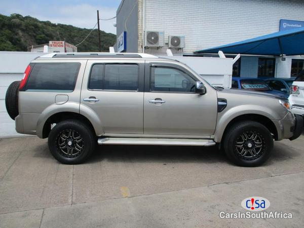 Picture of Ford Everest Automatic 2013