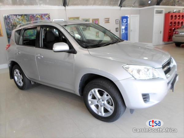Pictures of Toyota RAV-4 Manual 2011