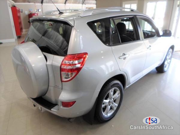 Toyota RAV-4 Manual 2011