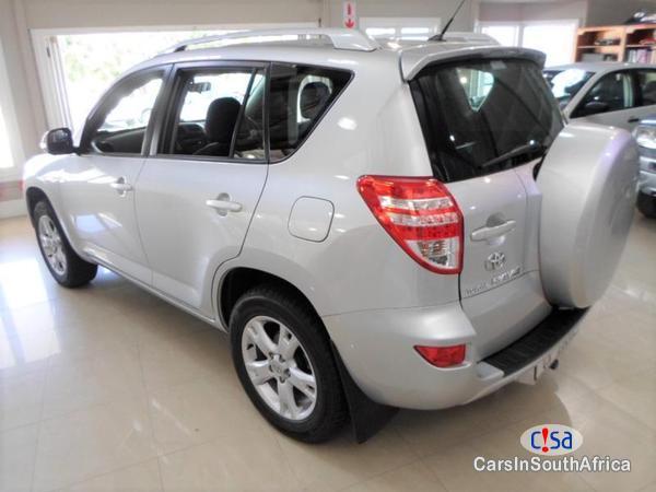 Toyota RAV-4 Manual 2011 in Mpumalanga