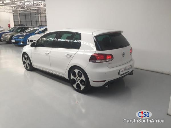 Volkswagen Golf Automatic 2010 in South Africa