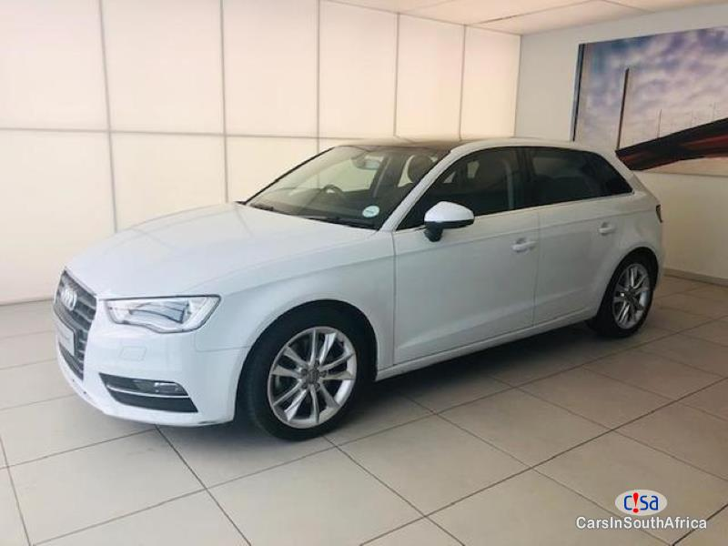Picture of Audi A3 Manual 2016