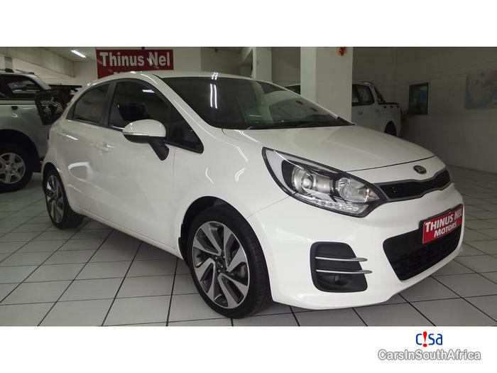 Picture of Kia Rio Manual 2015