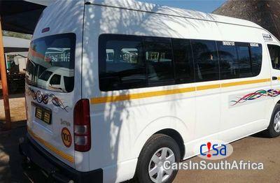 Toyota Quantum 2.5 Manual 2017 in South Africa