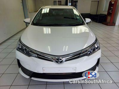 Picture of Toyota Corolla 1.0 Manual 2016