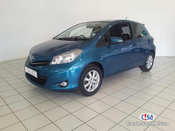 Pictures of Toyota Yaris Manual 2012