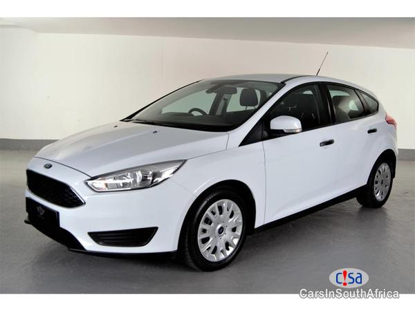 Picture of Ford Focus Manual 2016