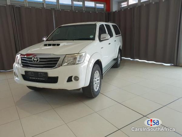 Picture of Toyota Hilux Automatic 2014