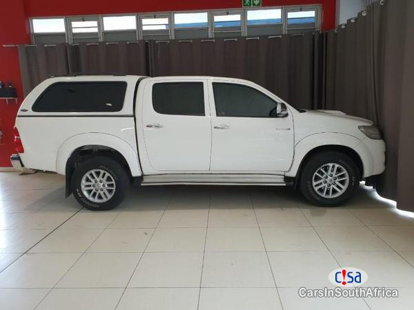 Toyota Hilux Automatic 2014 in Eastern Cape