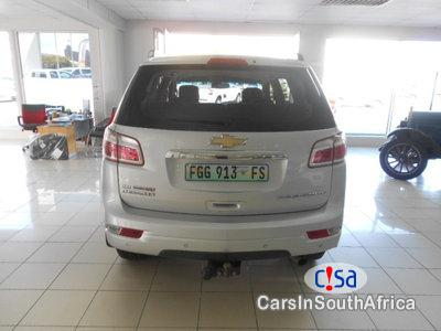 Chevrolet Trailblazer 2.7 Manual 2013 in South Africa