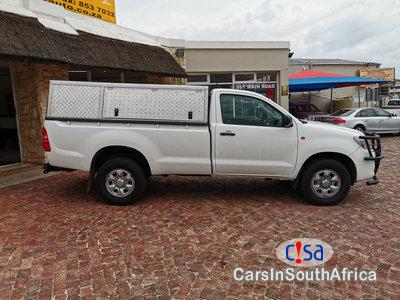 Toyota Hilux 2.5 Manual 2014 in South Africa