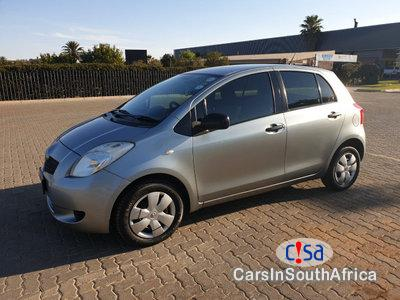 Toyota Yaris 1.3 Manual 2008